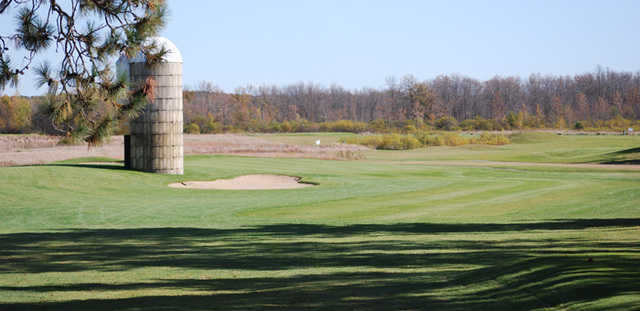 A view from Whitetail Run Golf Course