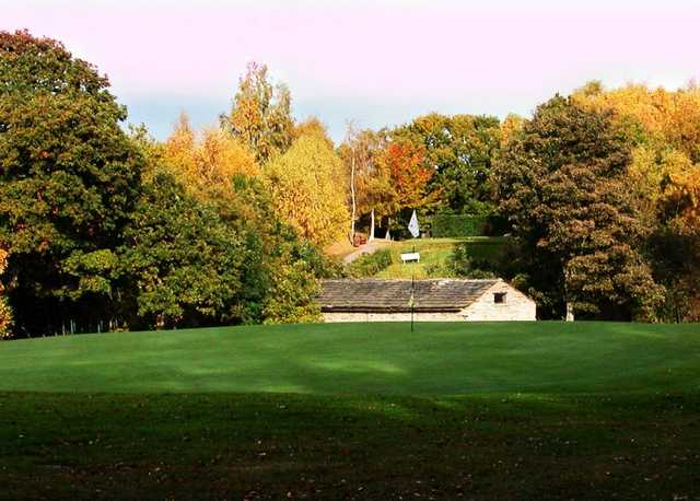 A view of hole #12 at Wortley Golf Club