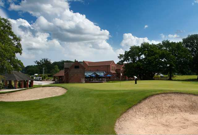 A view of the clubhouse at Lichfield Golf & Country Club