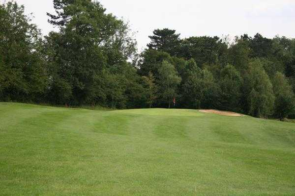 A view from fairway #2 at North Downs Golf Club