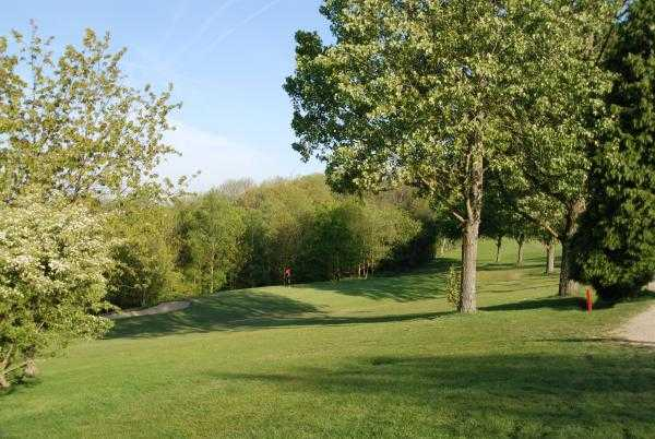 A view from the 4th fairway at North Downs Golf Club