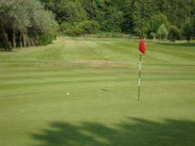 A view of the 6th hole at Heworth Golf Club