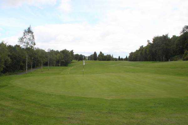 A view of hole #11 at Ryton Golf Club