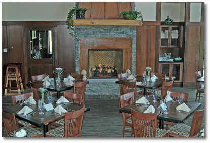 Tavolo Restaurant and Lounge at Florence Golf Links is serving lunch and dinner