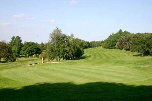 A view of hole #8 at Kenilworth Golf Club