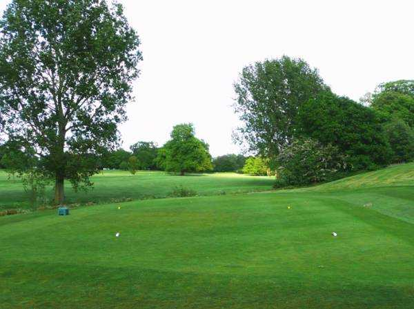 A view from fairway #18 at Tantara Course from Stoneleigh Deer Park Golf Club