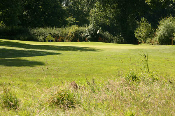A view of a green at Windmill Village Hotel, Golf & Leisure Club