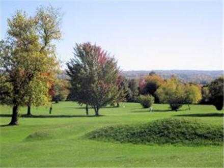 A view from Lyndon Golf Course