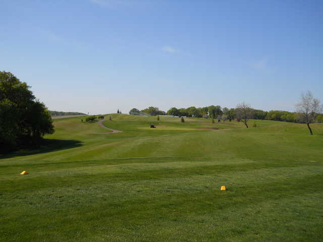A view from tee #11 at Kimball Golf Club