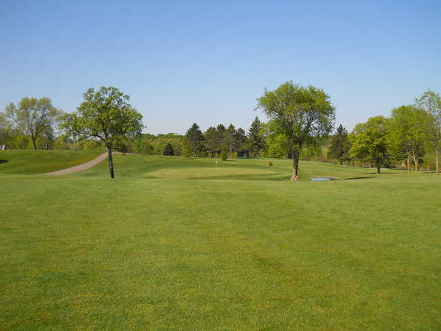 A view from fairway #8 at Kimball Golf Club