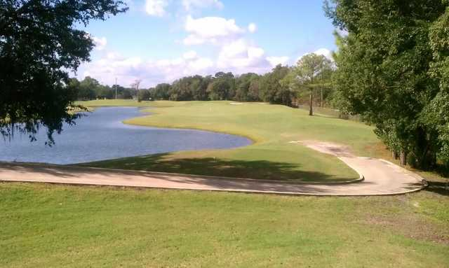 View from the 6th tee at The First Tee of North Florida - Brentwood Golf Course