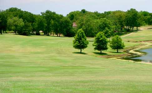 A view of a fairway at Tanglewood Resort Hotel and Conference Center
