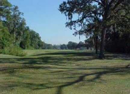 A view from Gus Wortham Park Golf Course