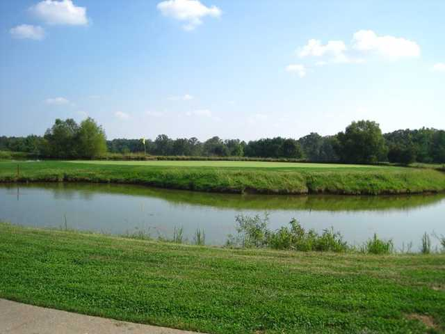 View from Mystic Oak Golf Course