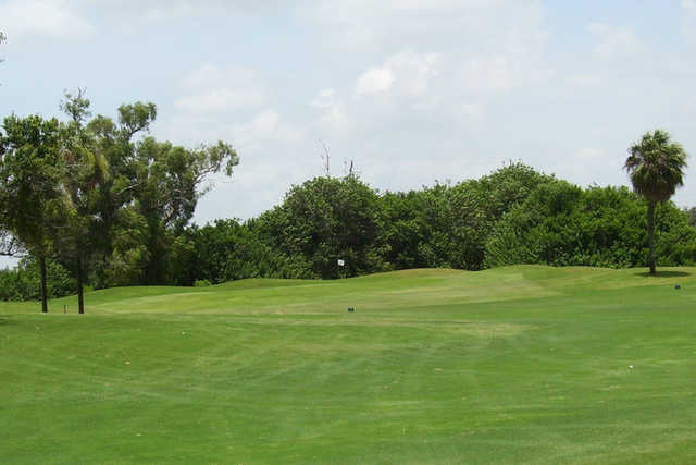 A view from fairway #14 at Port Charlotte Golf Club
