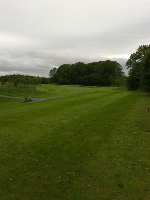 A view from tee #15 at Ballinrobe Golf Club