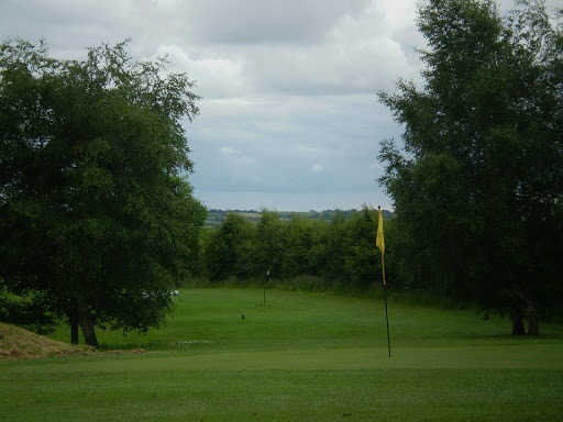 A view of a green at Townley Hall Golf Club