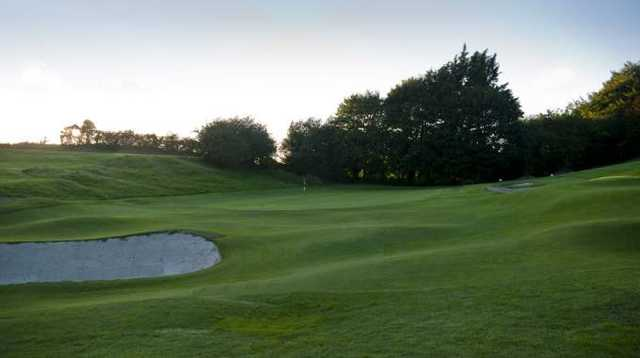 A view of the 8th hole at Nenagh Golf Club
