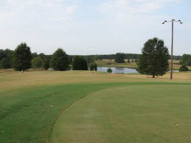 A view from Par-3 West