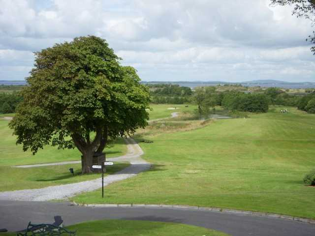 A view from Glenlo Abbey Golf Club