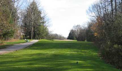 A view from tee #8 at Pickering Golf Club