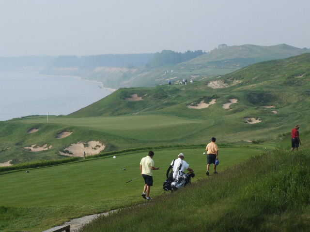 Straits Course at Whistling Straits: #3