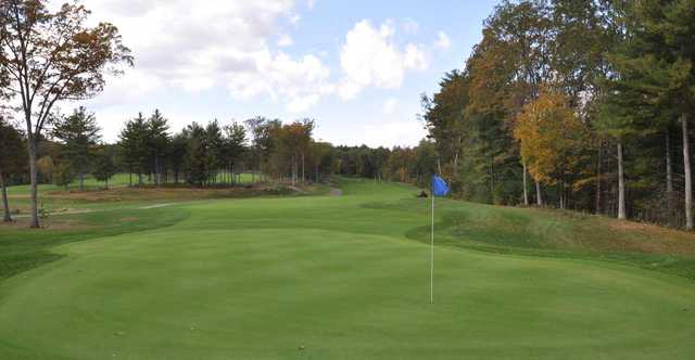 A view of the 5th hole at Cold Spring Country Club