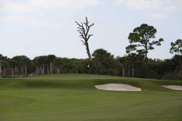 A view of a green at Shadow Wood Preserve
