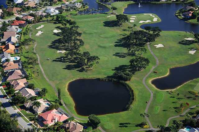 Aerial view from Stonebridge Golf & Country Club