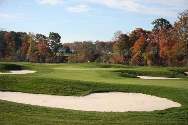 A view of fairway #12 at Shale Creek Golf Club