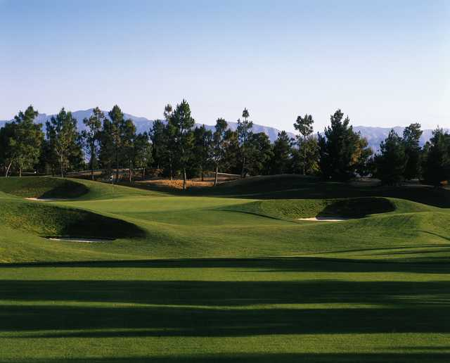 A view from 16th at Desert Pines Golf Club