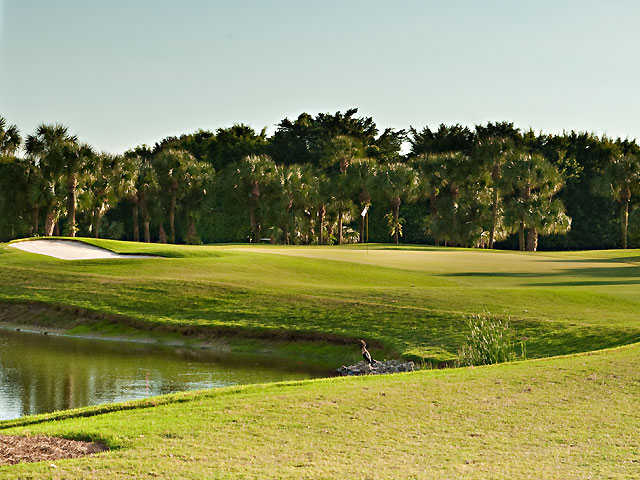 A view of a green at Kelly Greens Golf & Country Club