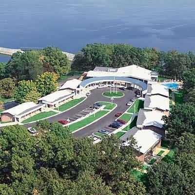 A view from Kentucky Dam Village State Resort Park