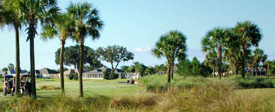 A view from Pelican at The Villages Executive Golf Trail.