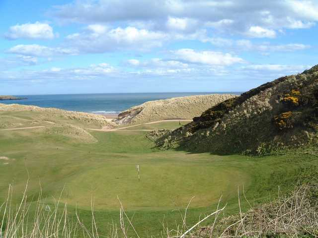Cruden Bay's Championship Course: View from the 8th green