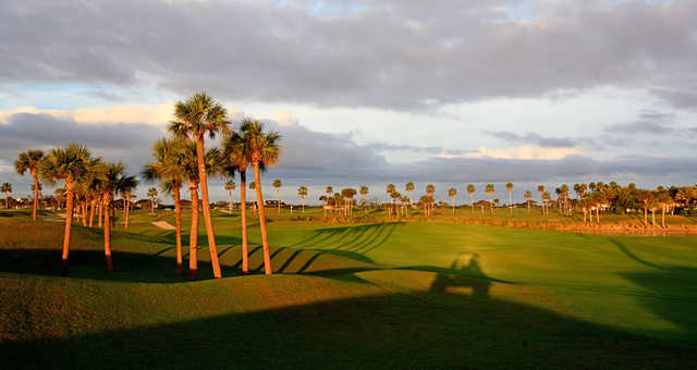 A view of a fairway at Windsor Club