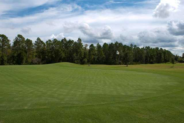 A view of a green at Grand Reserve Golf Club