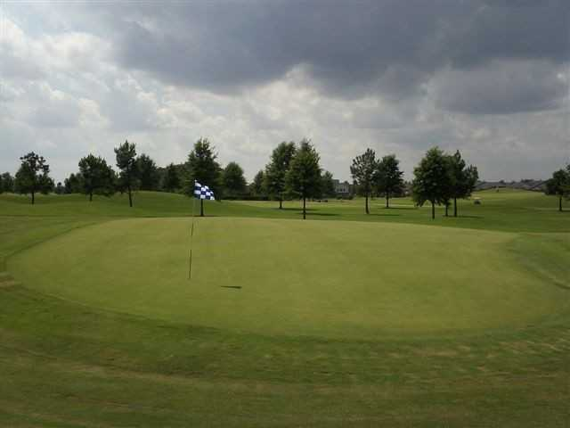 View of a green at Irene Golf and Country Club