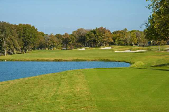 View of the 8th hole from the Traditions Course at The Courses at Watters Creek