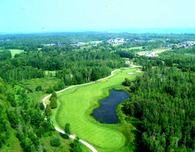 View from Cranberry Golf Course