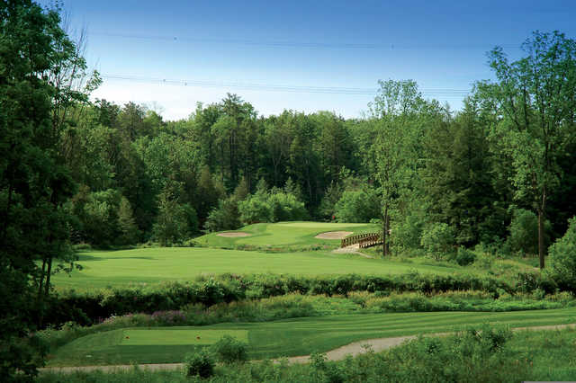 Otter Creek GC: #8 ( 393yd, par-4)