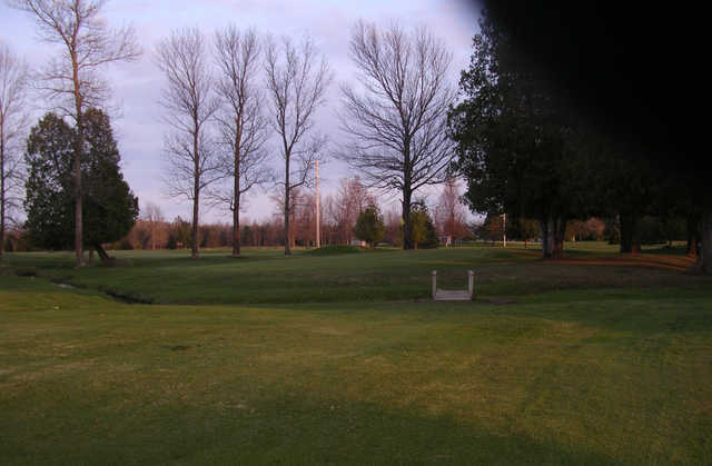 A view from Tawas Creek Golf Club