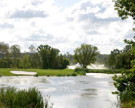 View from Rebel Creek GC's 11th hole