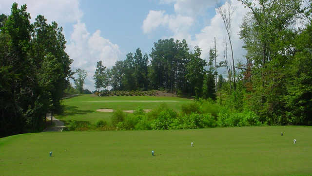 A view from a tee at Shadow Ridge