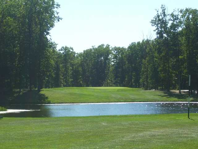 View from Timber Lakes Golf Course