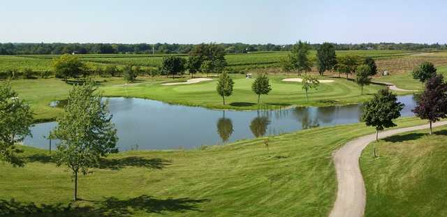 View from Rockway Vineyards Golf Course