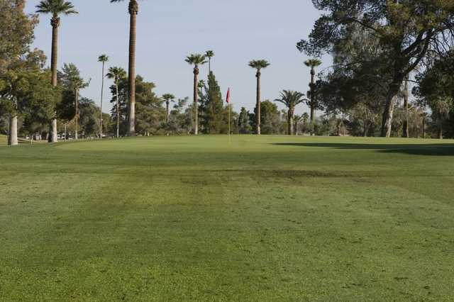 View from Encanto Nine Golf Course