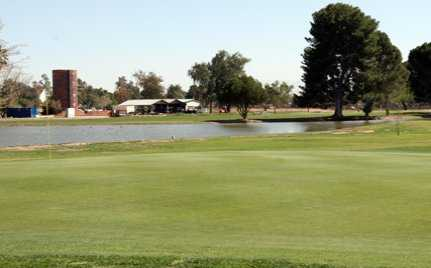 Palo Verde Golf Course: A view of the course