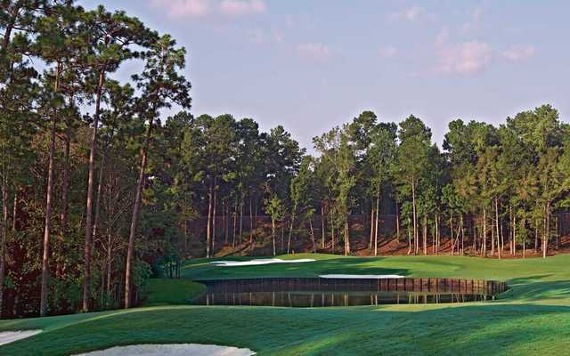 A view of fairway #5 at Crossings Course from Magnolia Grove Golf Club