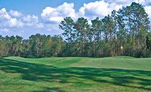 A view of a green at Short Course from Magnolia Grove Golf Club